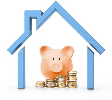 Anschlussfinanzierung, Bausparvertrag