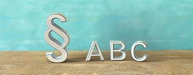 Haus, ABC, Buchstabe A, Buchstabe B, Buchstabe C