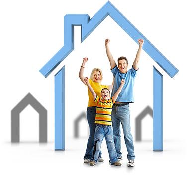 Häuser, Familie