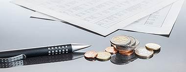 Zinskommentar, Geld, Stift